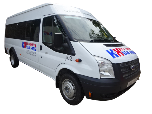Van Hire North London Van Rental London H Amp H Van Hire