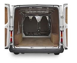 Short Wheel Base Van 2