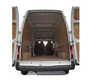 Long Wheel Base Van 2