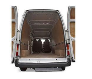 Long Wheel Base Van 2