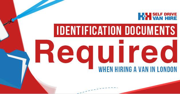 Hh Van Hire >> Identification Documents Required When Hiring A Van In