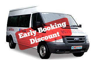Book Early, Pay Early