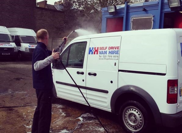 Why Choose H&H Van Hire's Ford Connect?