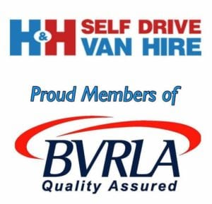 HH van hire london
