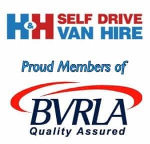 HH van hire london
