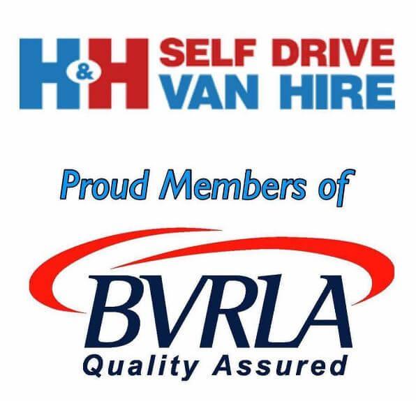Hh Van Hire >> H H Van Hire Is A Proud Member Of Bvrla H H Van Hire Blog