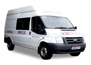 crew vans