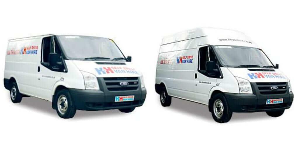 wheel base vans