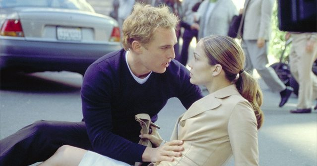 Scene from The Wedding Planner