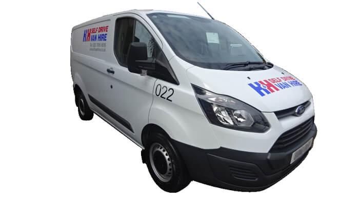 short-van